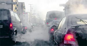 Pollution_automobile
