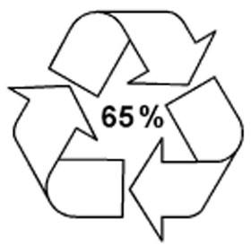 Logo produit recyclé