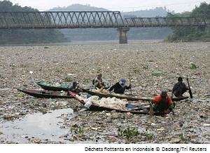 Rivière indonésienne